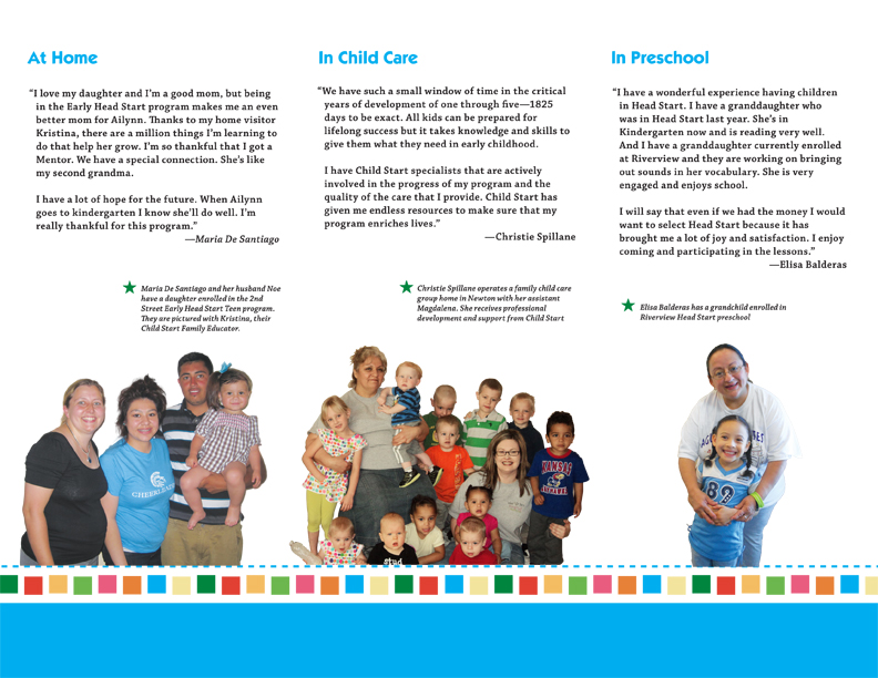 Annual Report for Child Start