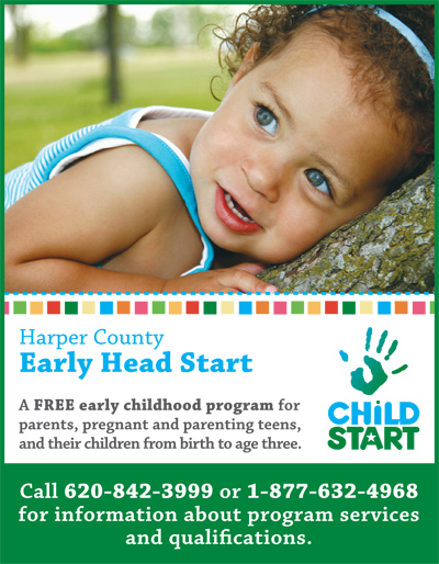 Print Ad for Child Start